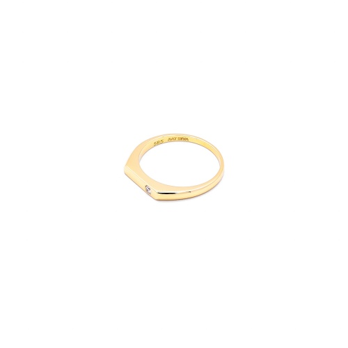 Inel Serenity Yellow gold