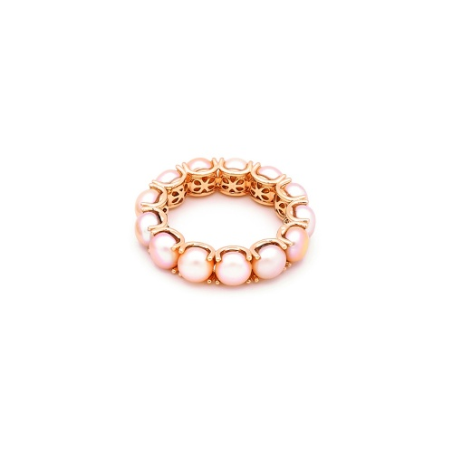 Inel Abriela Large Rose Gold