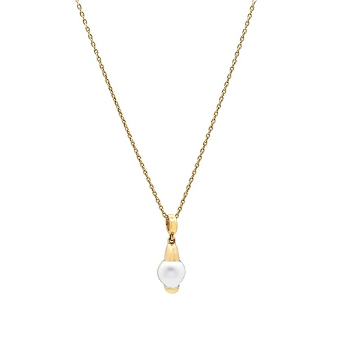 Odissey White Necklaces